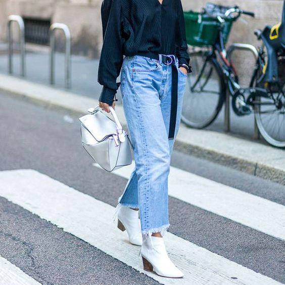 dicas de como usar bota branca no inverno