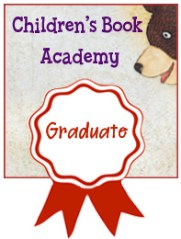 Children's Book Academy completion badge