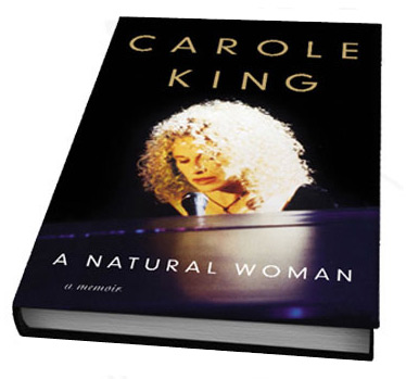 Image result for carole king a natural woman book