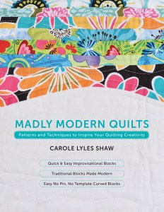 Madly Modern Quilts, quilt pattern