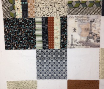 lap quilt design wall 1