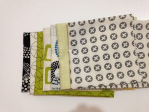 Fabric received from FQ