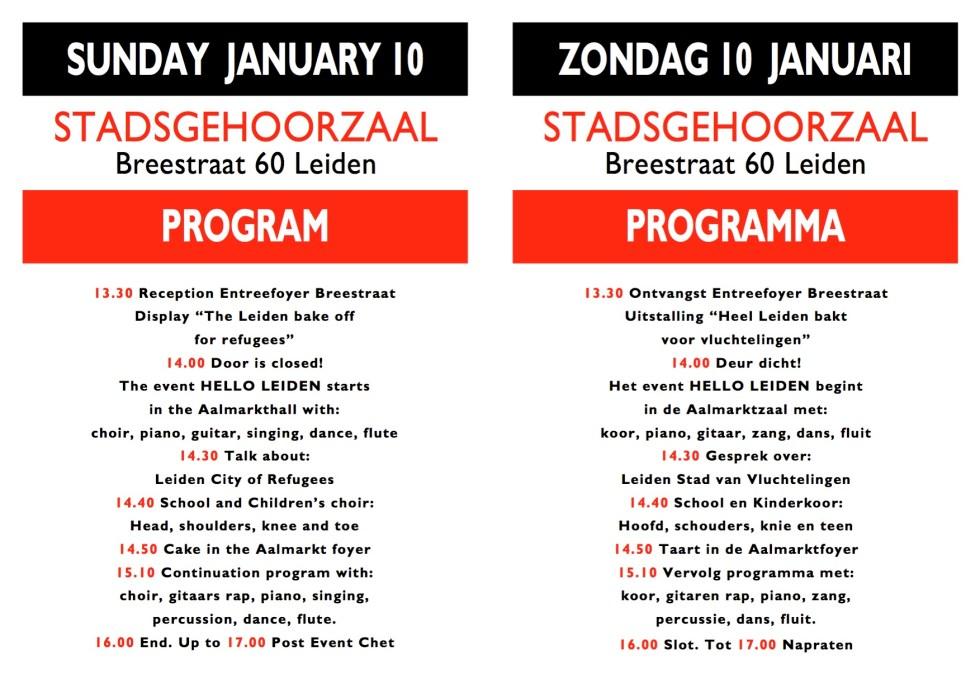 Flyer Hello Leiden 2