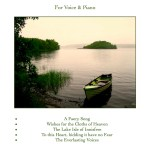 Cover 5 Songs on Poems of W.B.Yeats