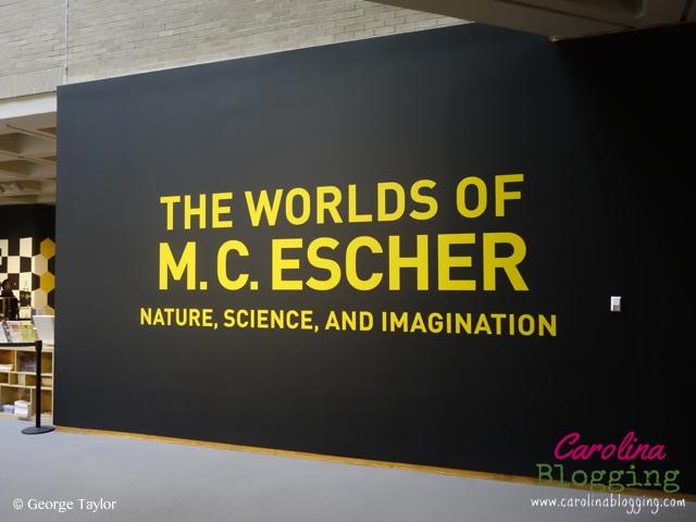 escher exhibit