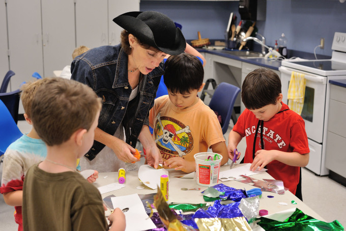 2013 Summer Camp - Pirates, Ships, and Lighthouses