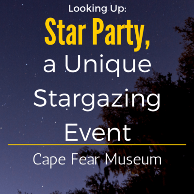 Looking Up: Star Party, a Unique Stargazing Event