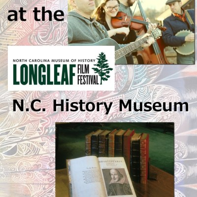 May Programs at the N.C. Museum of History