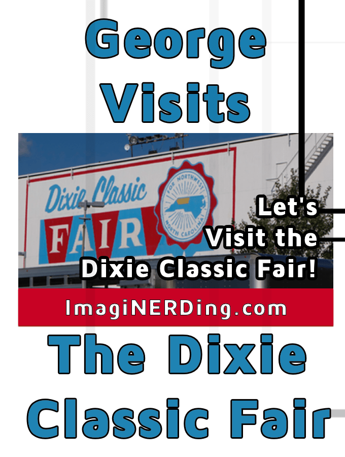 Dixie Classic Fair 2016, a video visit!