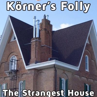 Korner's Folly Historic Home in Kernersville!