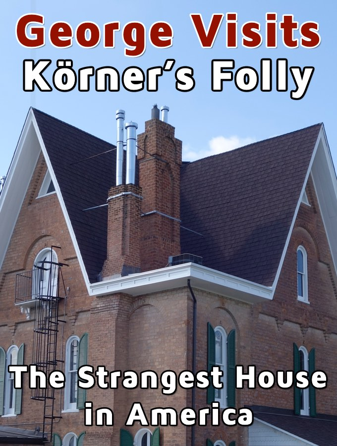 Korner's Folly Historic Home in Kernersville!
