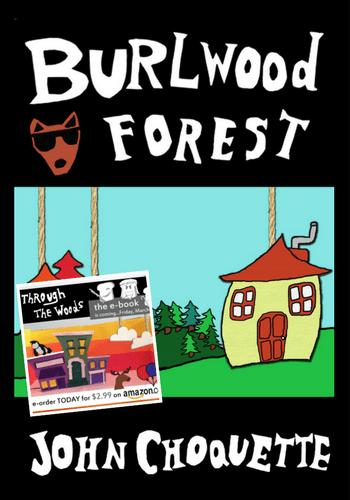 Burlwood Forest - John Choquette