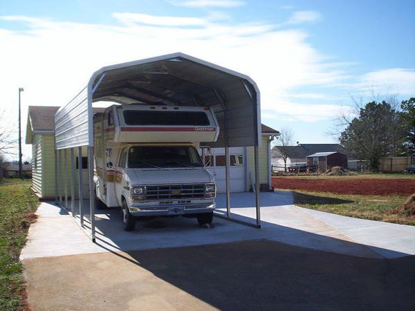 RV Covers Carports Carolina Carports