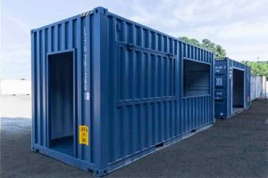 container customization raleigh