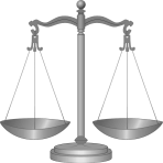 legal video scales of justice