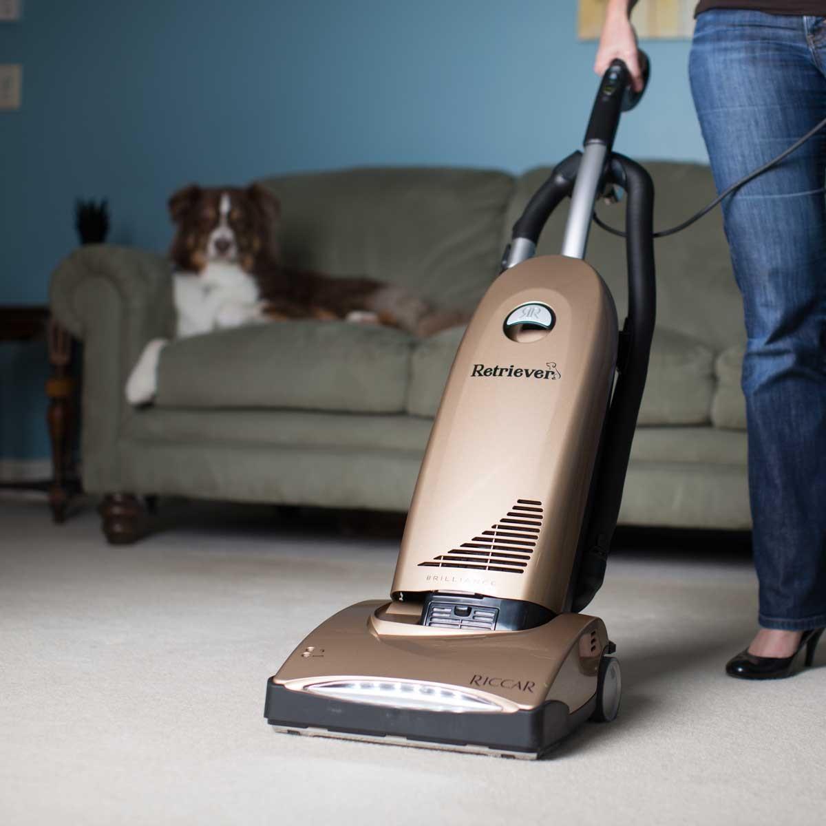 Riccar Vacuum Cleaner's