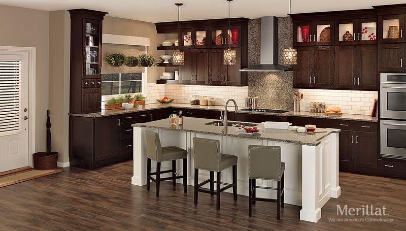 Merillat Classic Kitchen Cabinets Carolina And Bath