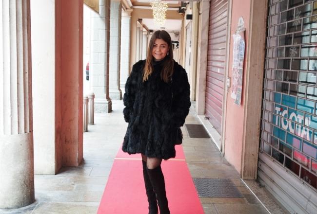 06501296fa02 Come mi vesto per una serata tra amiche  - Carolina Milani