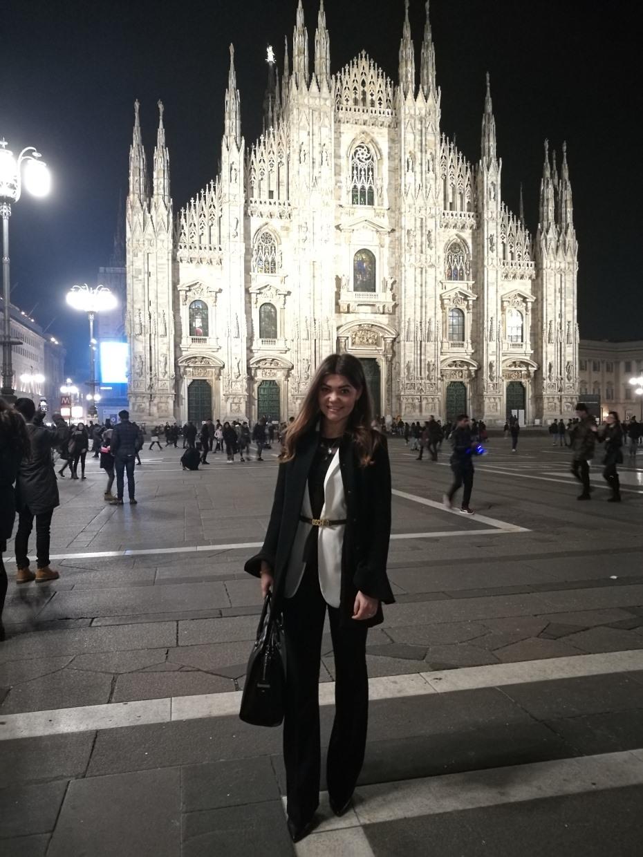 The smart dressing - duomo milano