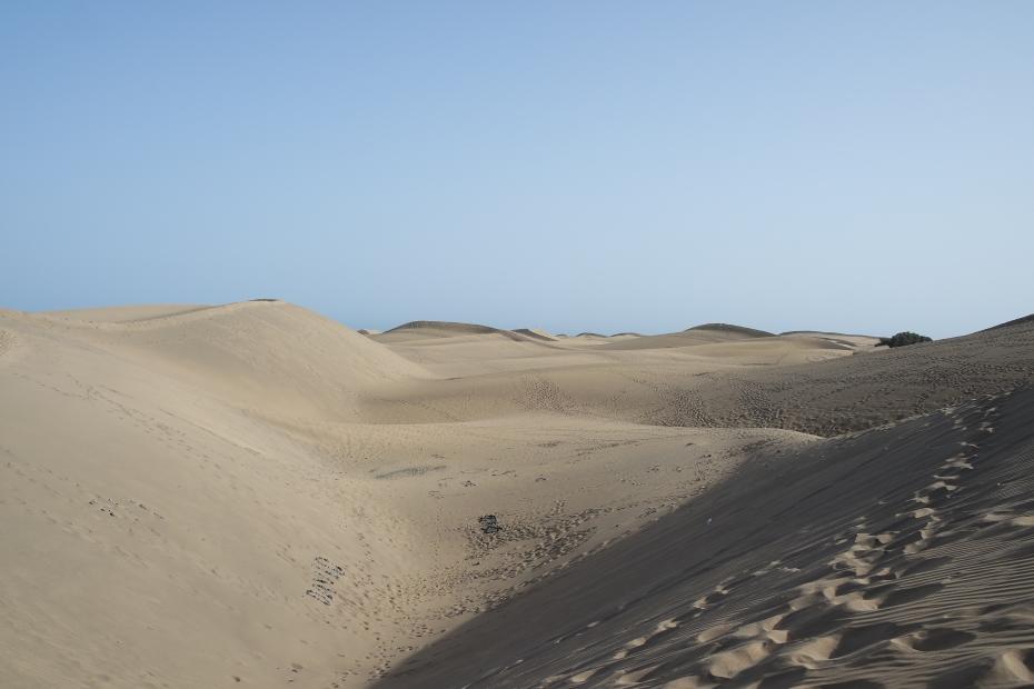 Il deserto delle Canarie