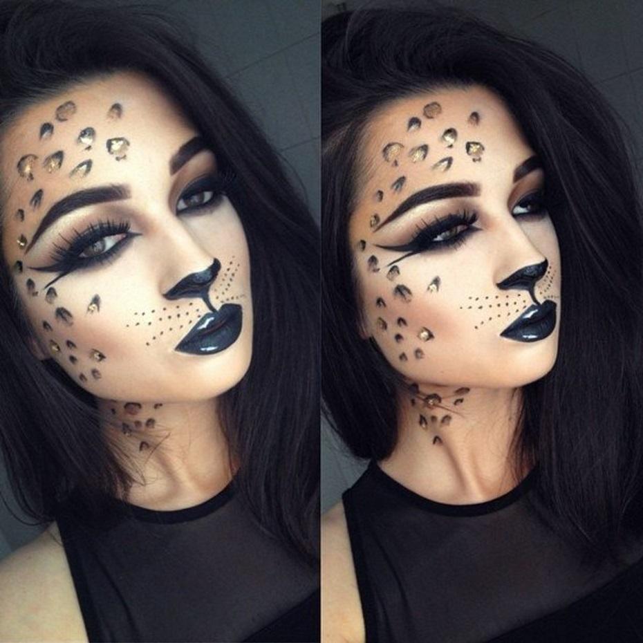Trucco leopardo