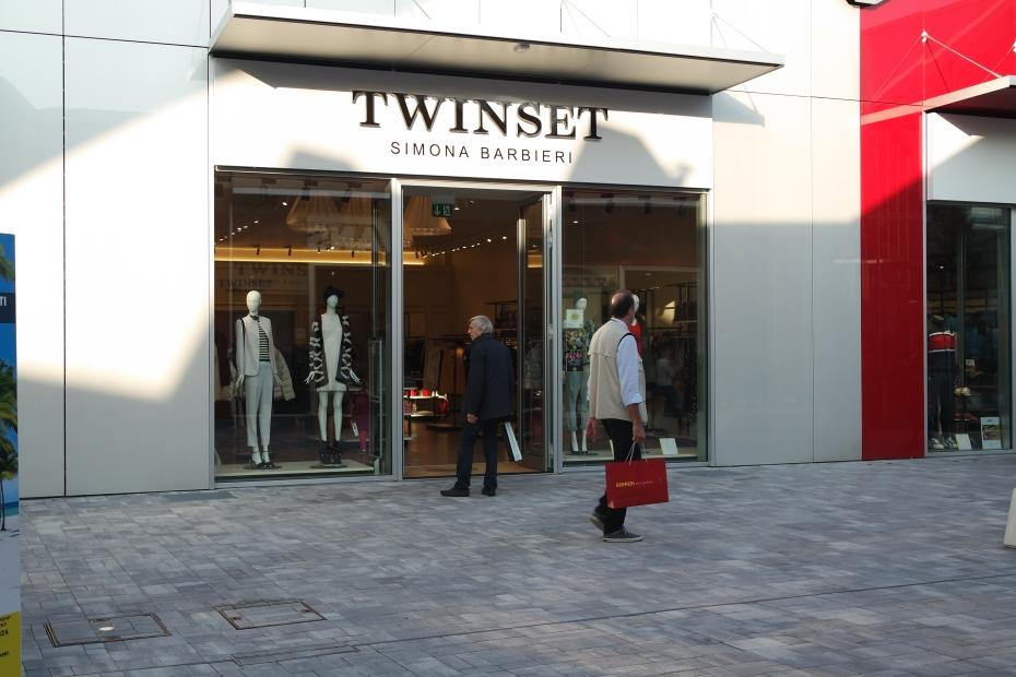 low priced 478ae 2a127 Twin set negozio - Carolina Milani