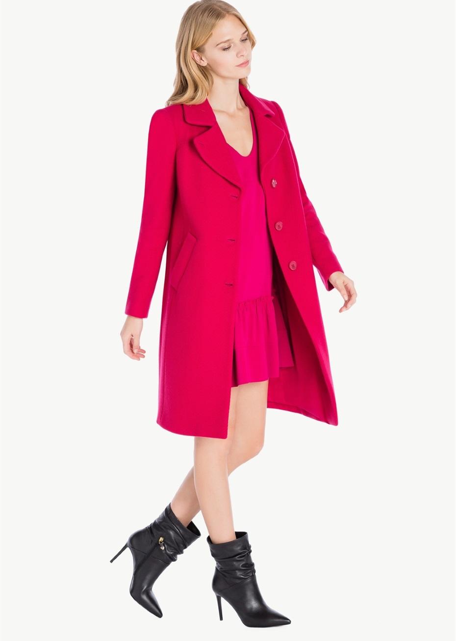Cappotto colorato in saldo