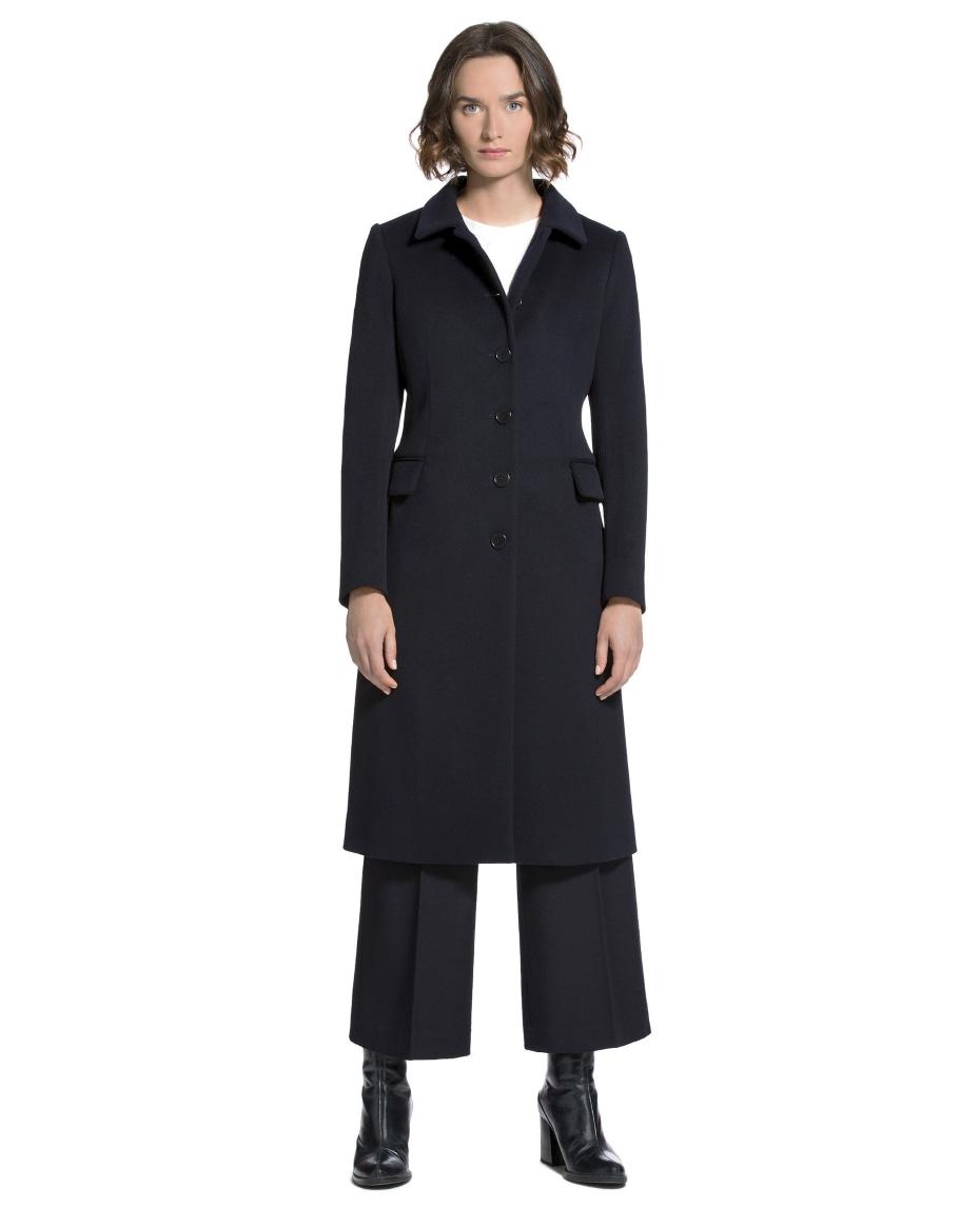 Cappotto nero Aspesi