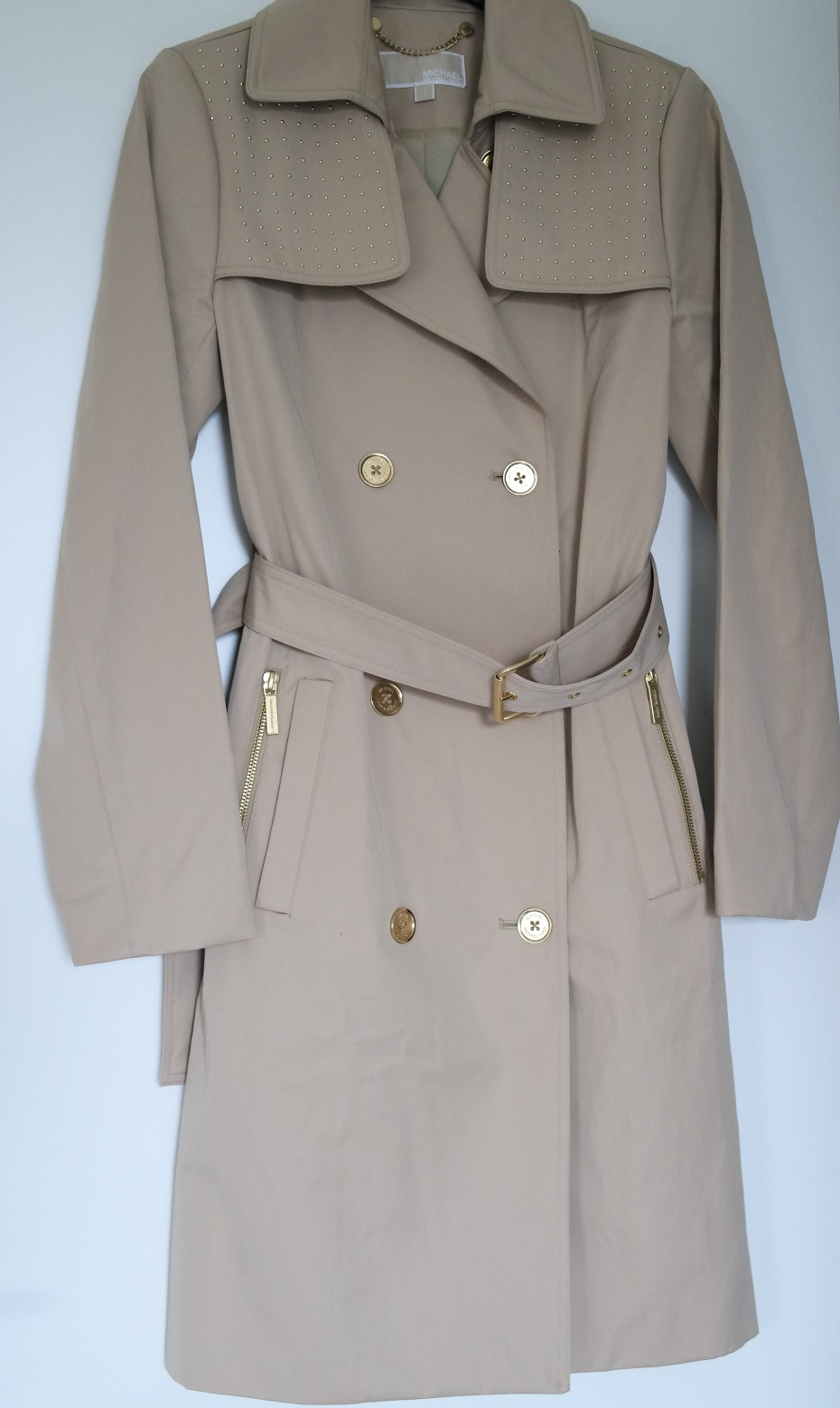 Trench primaverile Michael Kors
