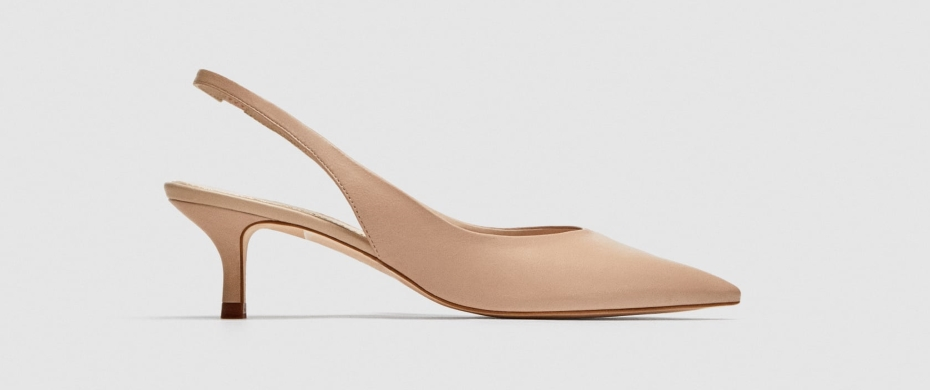 scarpe primavera estate 2018 zara
