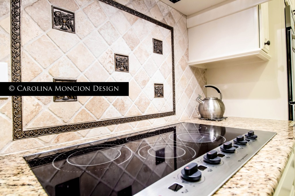 White Kitchen Garden Ridge Kitchen Designer San Antonio