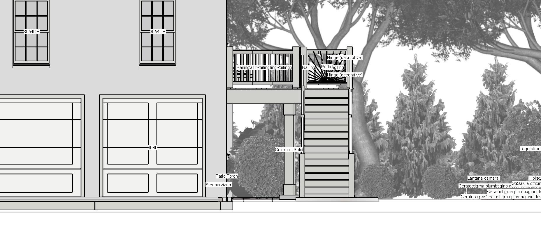 Garden Ridge Deck Design:  Part One