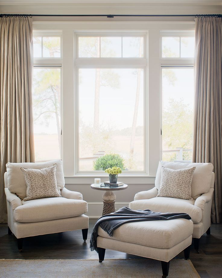Beautiful Bedroom Sitting Areas: How To Make A Large Bedroom Feel Cozy