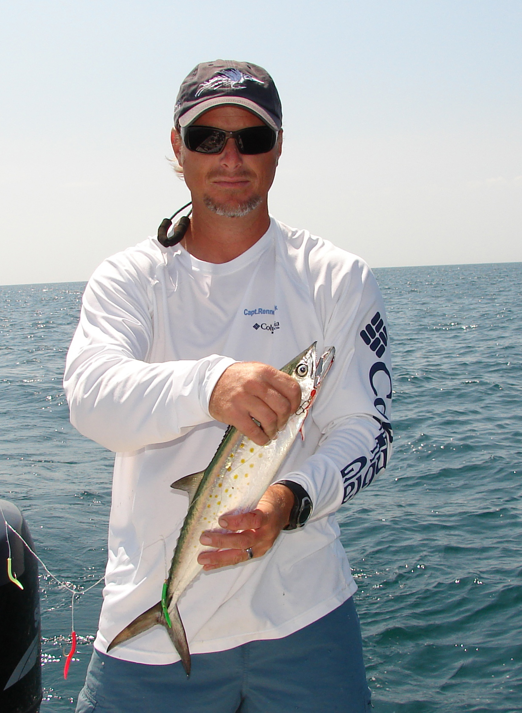Go Fast Or Slow, But Make Sure You Target Spanish Mackerel