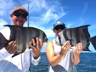 coastal fishing report