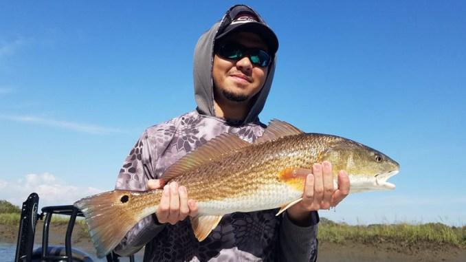 Charleston fishing report