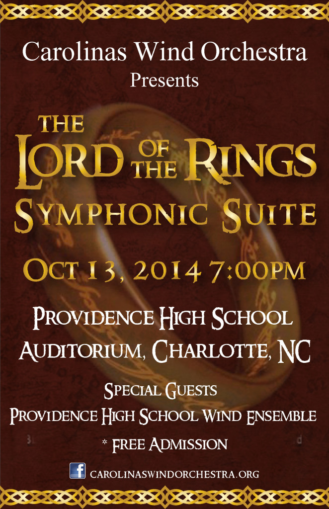 Concert – Lord of the Rings Symphonic Suite