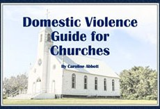 Announcing: DV Guide for Churches