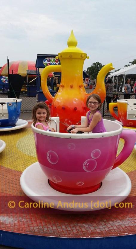 Como Town Tea Cups.