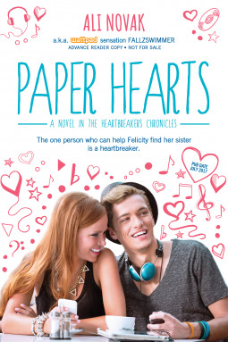 Paper Hearts Book Cover