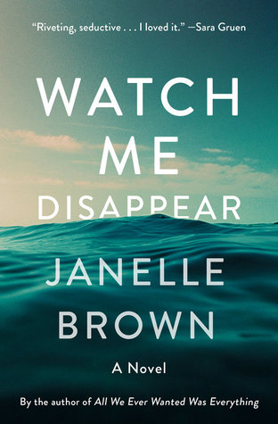 Watch Me Disappear Book Cover