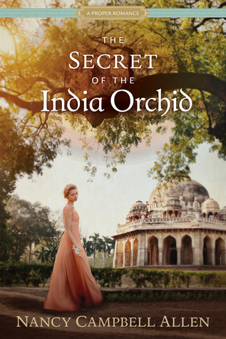 The Secret of the India Orchid Book Cover