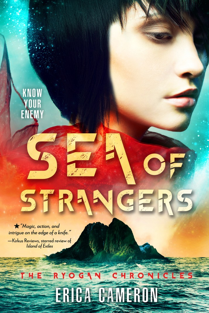 Sea of Strangers Book Cover