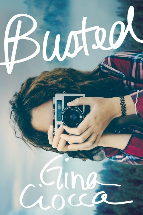 Busted Book Cover