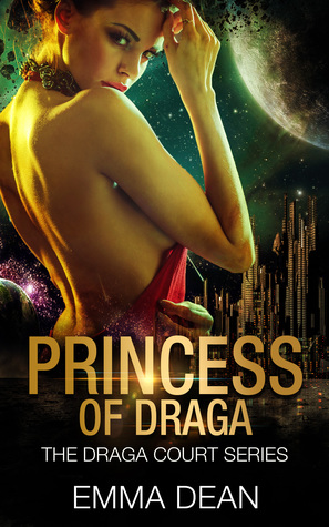 Princess of Draga Book Cover
