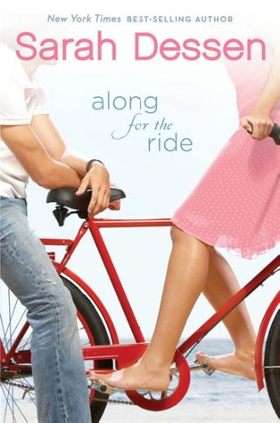 Along for the Ride Book Cover