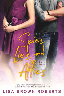 Spies, Lies, and Allies Book Cover