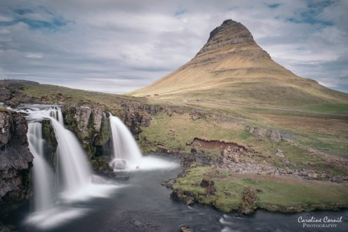 Iceland Kirkjufell long exposure