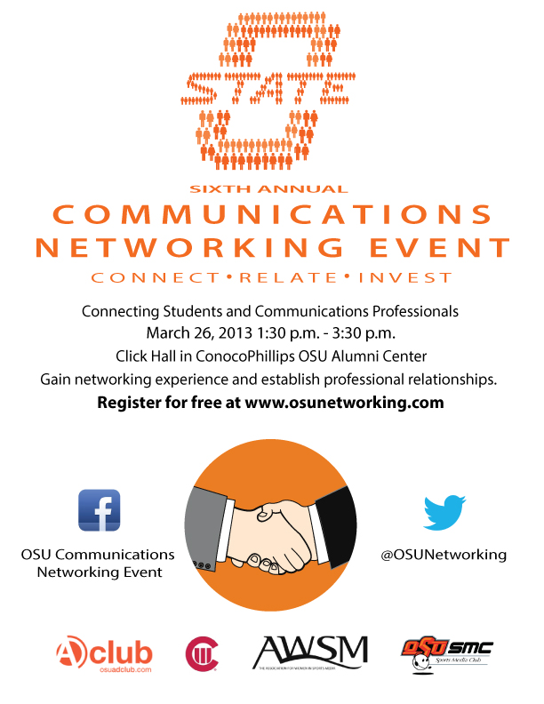 networking-event-flier