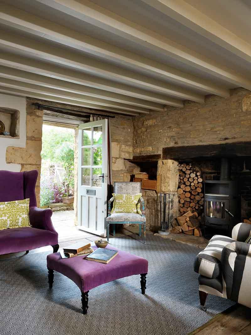 Mullions Cotswolds Cottage Project Caroline Holdaway